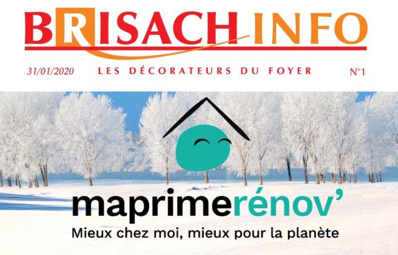 Brisach Nantes - Brisach Angers
