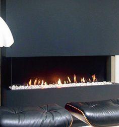 insert gaz grande vision - 150TFH Lorflam Brisach Pays de la Loire