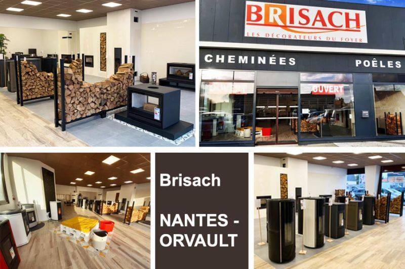 Magasin Cheminée Nantes