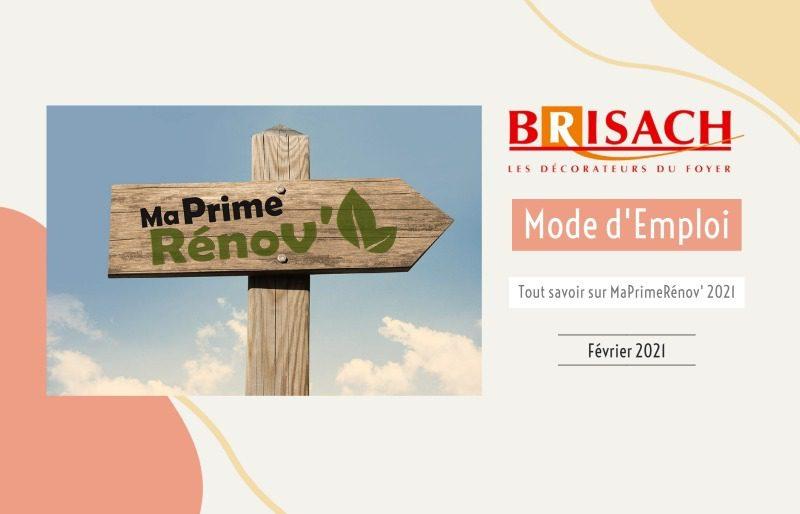 Ma Prime Rénov par Brisach Pays de la Loire