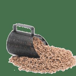 Pelle à granulés